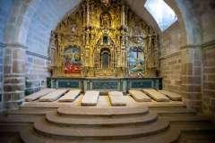 Necroturismo por algunos de los cementerios más bellos de Galicia
