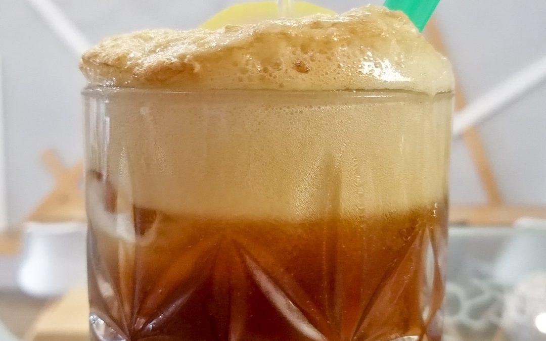 Refréscate con café