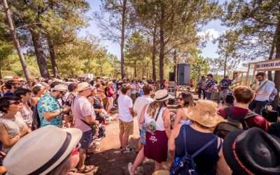 Paisaje, vino y música en el 17º Ribeira Sacra Festival