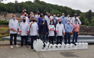 Gastronomía 'estelar' y solidaria para promocionar Galicia y el Camino de Santiago
