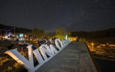 Enoturismo, música y observación astronómica se dan la mano en Viña Costeira