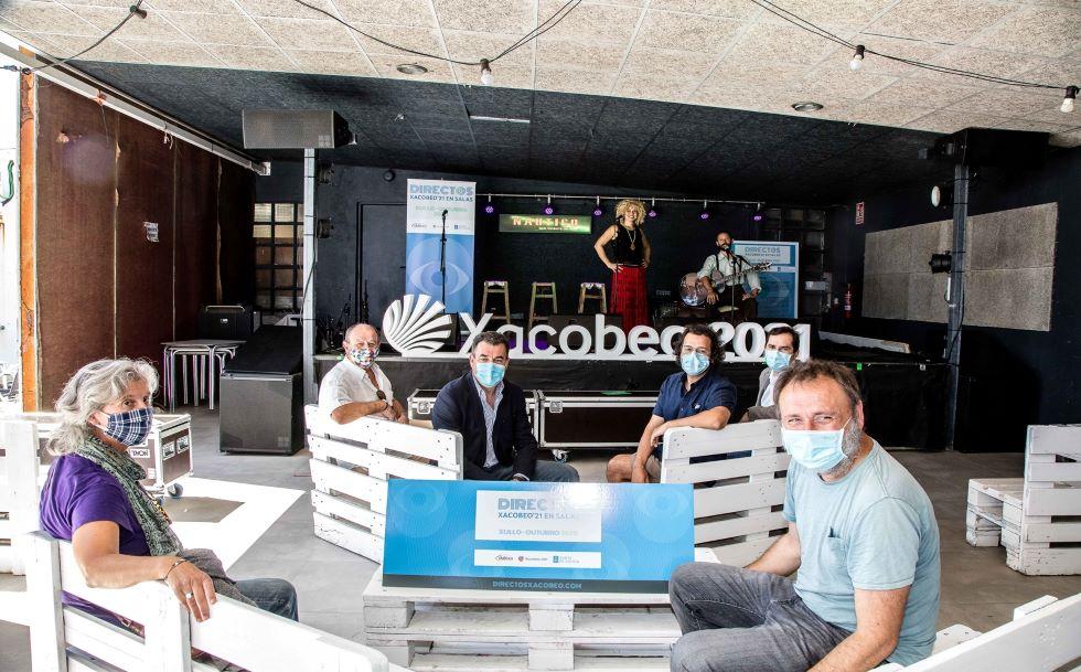 La Xunta lanza un salvavidas a la música gallega con 'Directos Xacobeo '21'