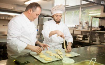 La Xunta facilita la matriculación en el Centro Superior de Hostelería de Galicia