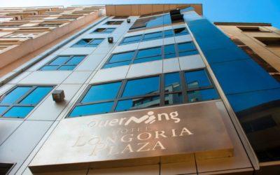 OCA Hotels incorpora el Longoria Plaza como el primer Duerming de la cadena en Asturias