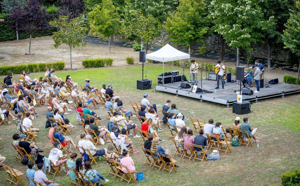 Éxito total de la cuarta edición del Festival Ribeira Sacra