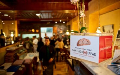 Santiago abre el plazo de inscripción para su concurso de tapas