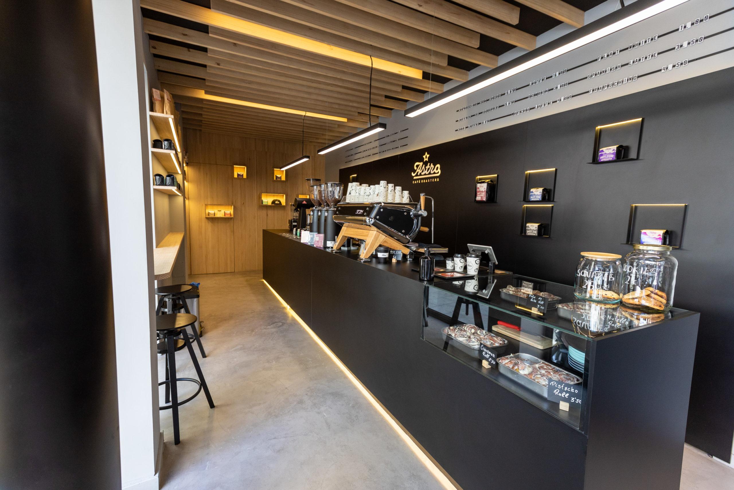 Astro Café Roasters, el lugar donde saborear especialidades
