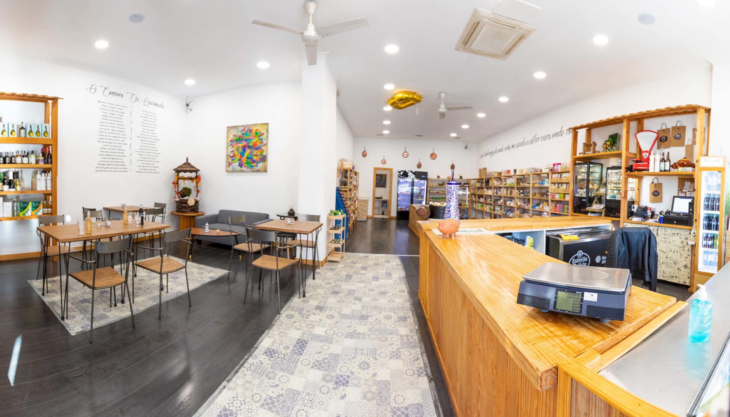 Bembó se convierte en gastro-tienda y suma zona de degustación