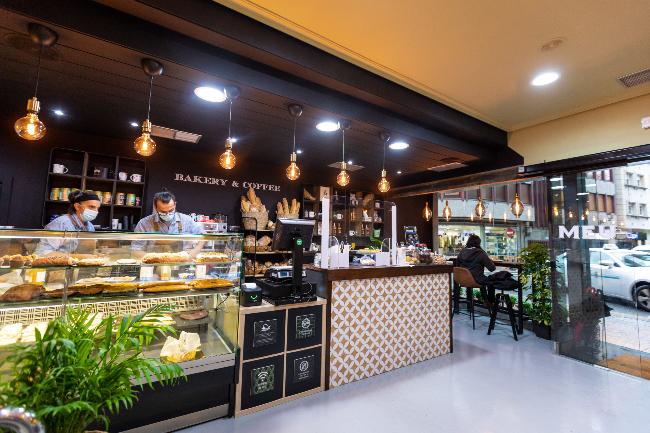 Los desayunos, leit motiv de una nueva apertura en Pontevedra