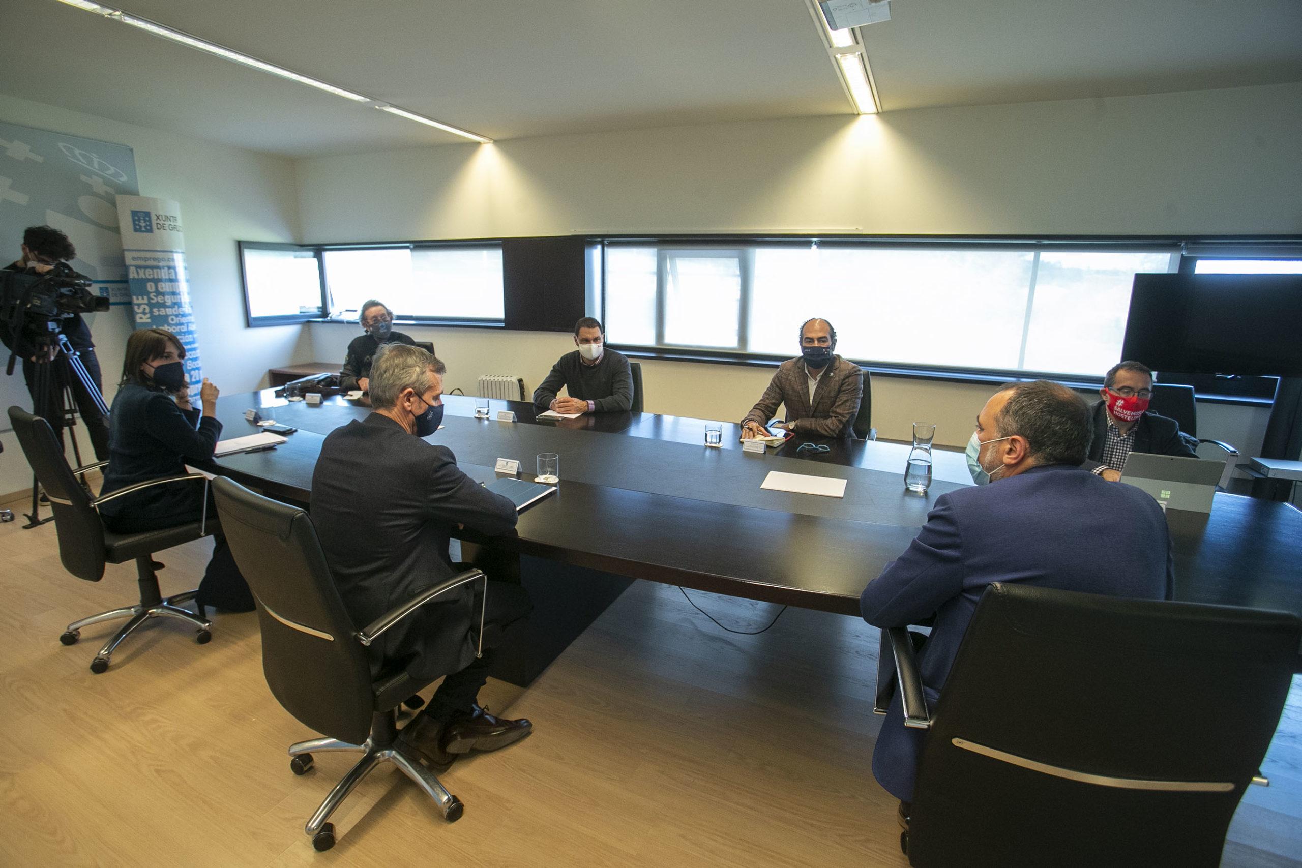La Xunta facilita los requisitos para optar a las ayudas del nuevo Plan de Rescate