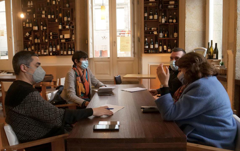 """Ana Pontón propone un plan de rescate de la hostelería """"a la alemana"""", con ayudas que compensen hasta el 70% de las pérdidas"""