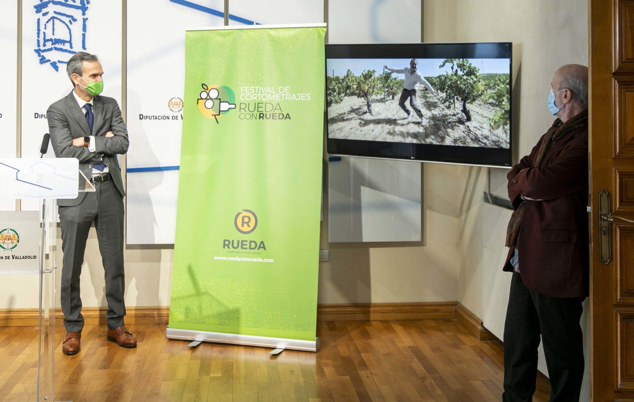 'Rueda con Rueda' convierte a la DO en un gran plató