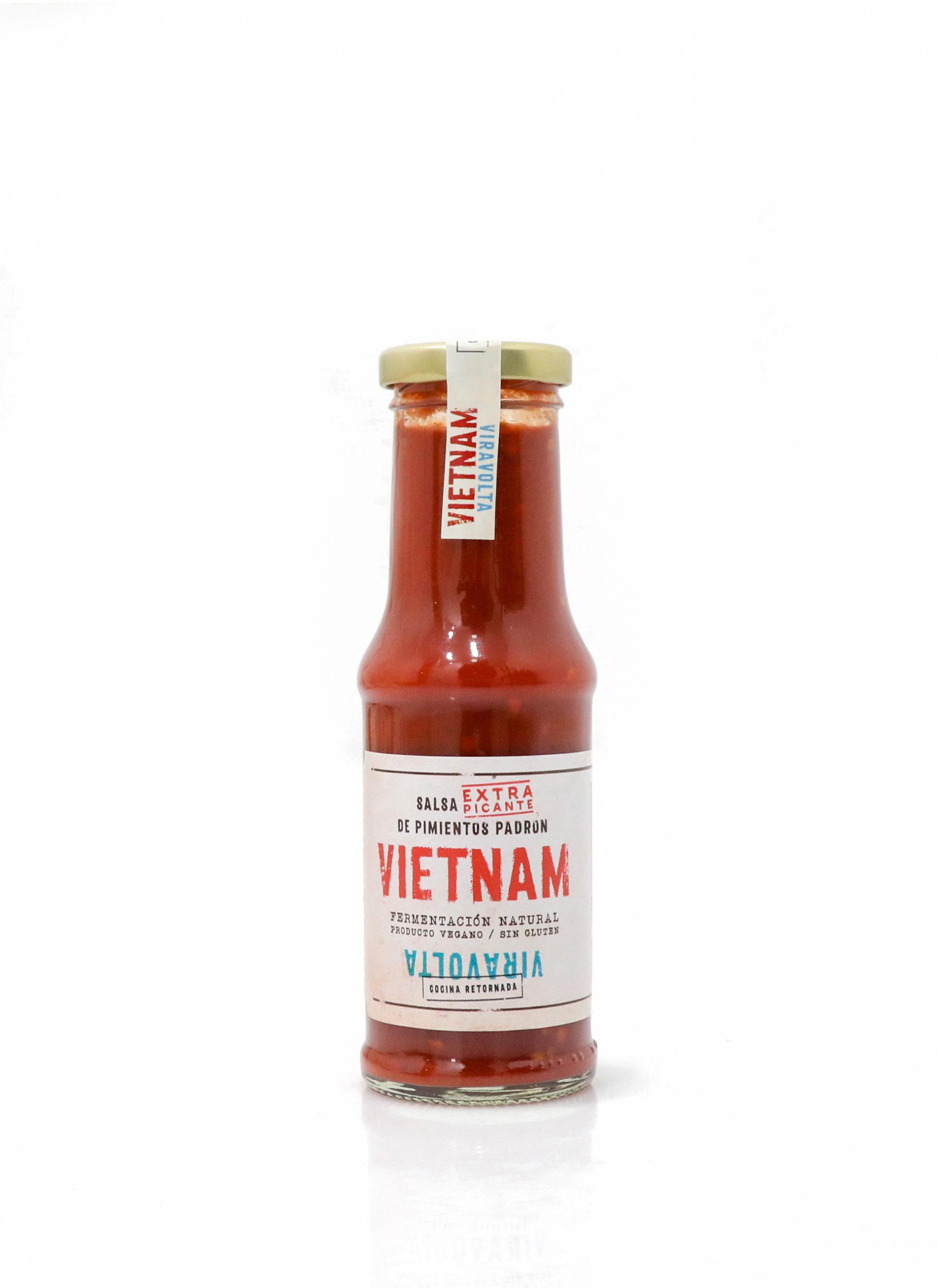 Para picante, Vietnam