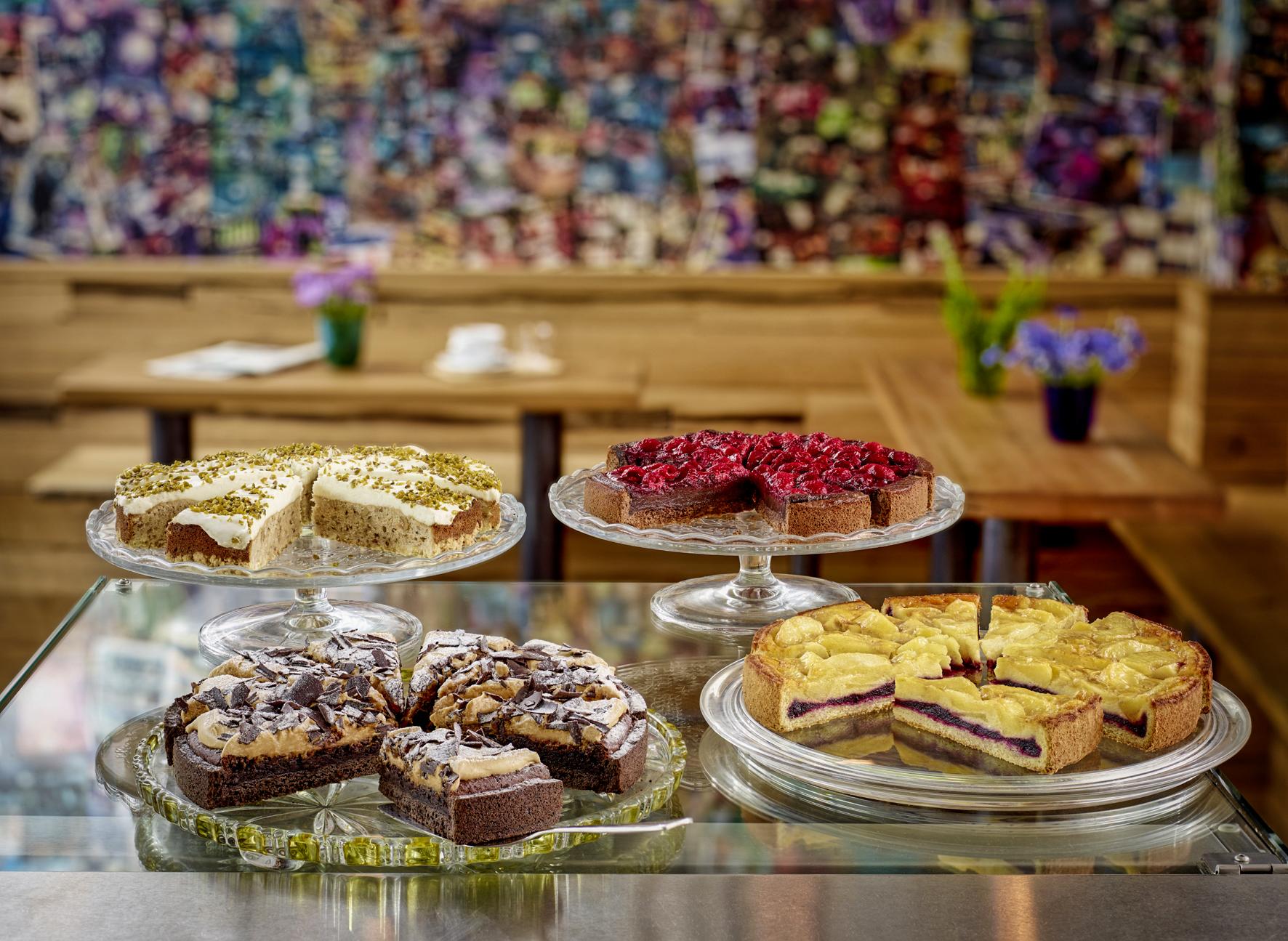 Barista Cakes, el complemento perfecto para el mejor café
