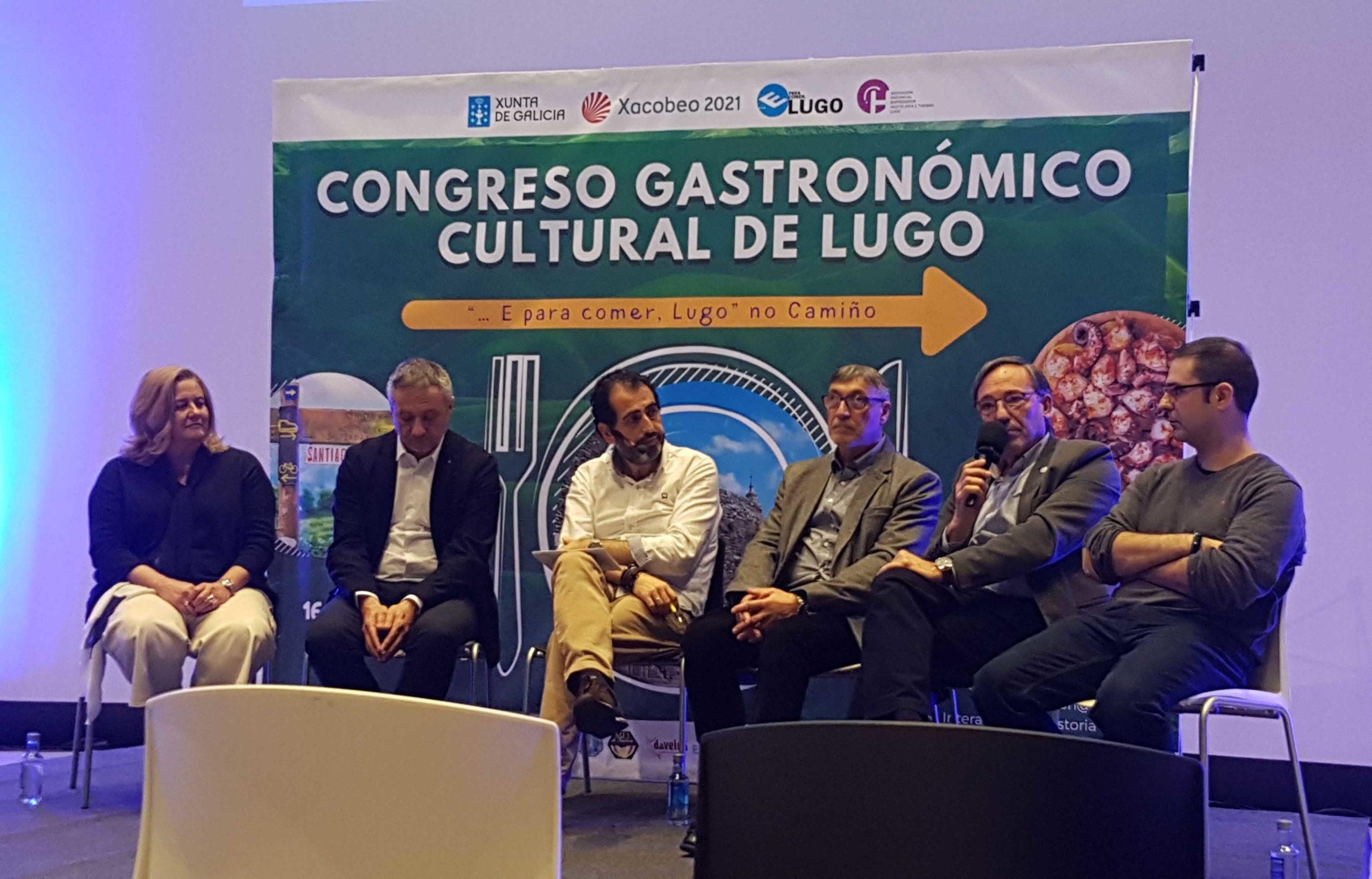 La Apehl celebrará el II Congreso '…E para comer, Lugo no Camiño' el 29 de mayo