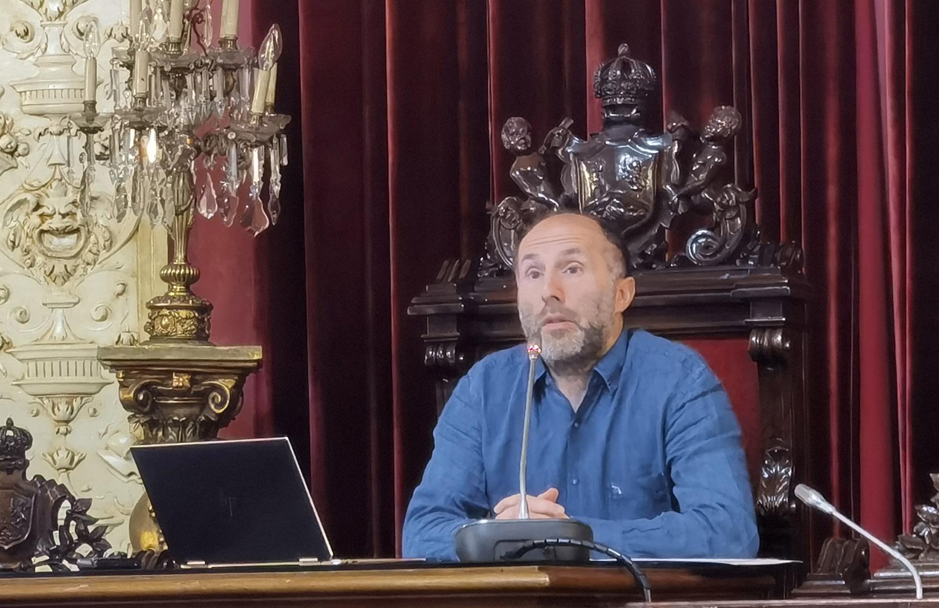 Jácome alerta de que Ourense perderá el 80% de su oferta termal con la nueva normativa autonómica