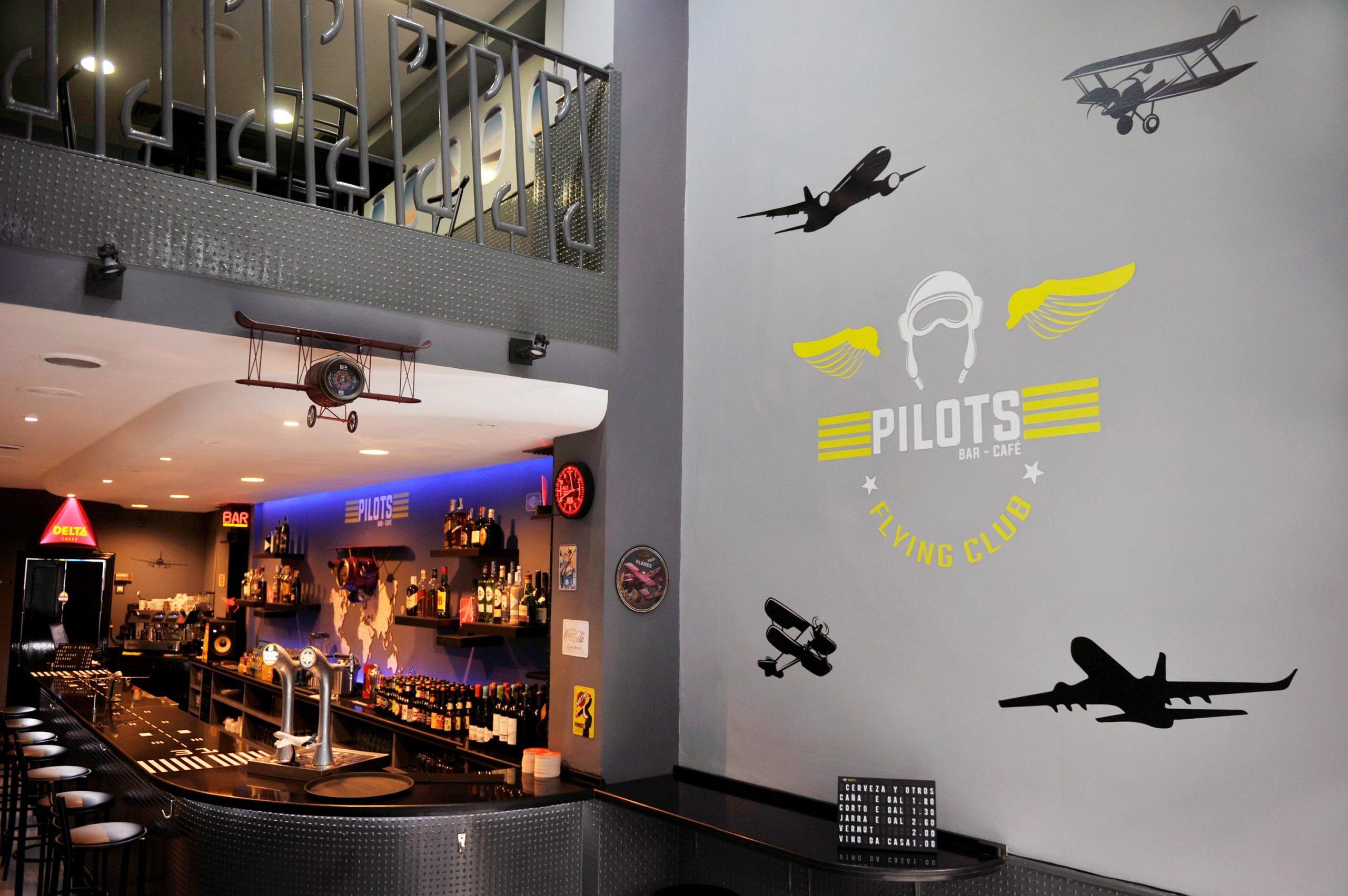 Pilots, una oferta de altos vuelos