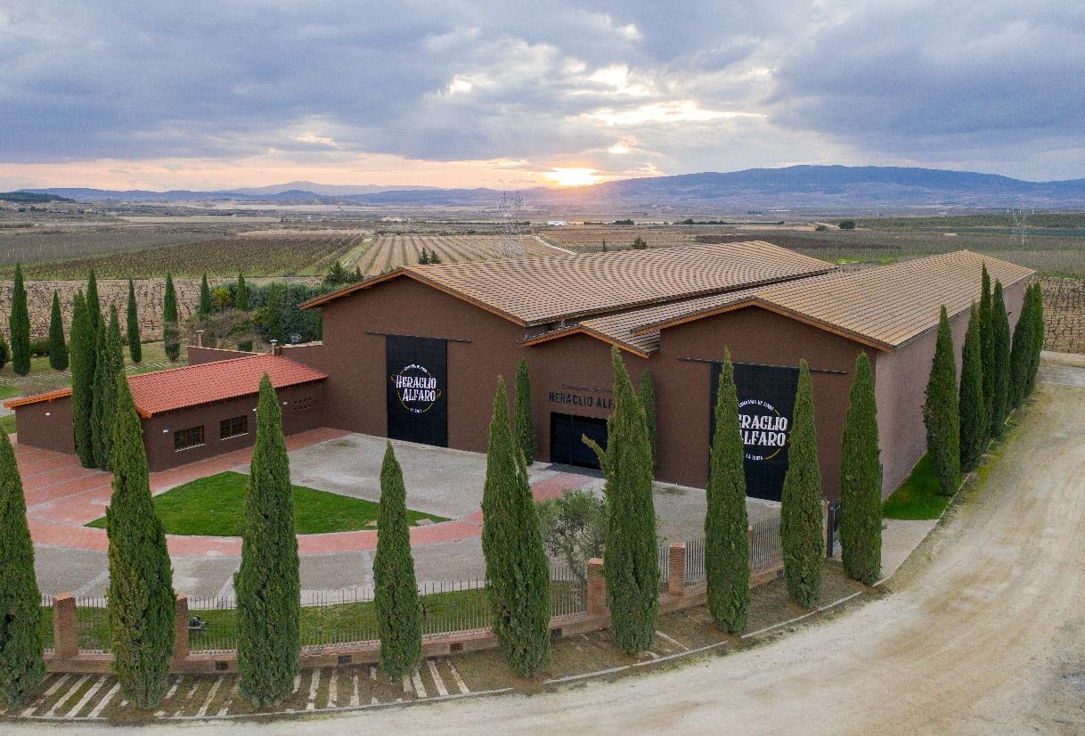Heraclio Alfaro se une a Grupo Rioja, que aglutina a las bodegas más representativas de esta Denominación