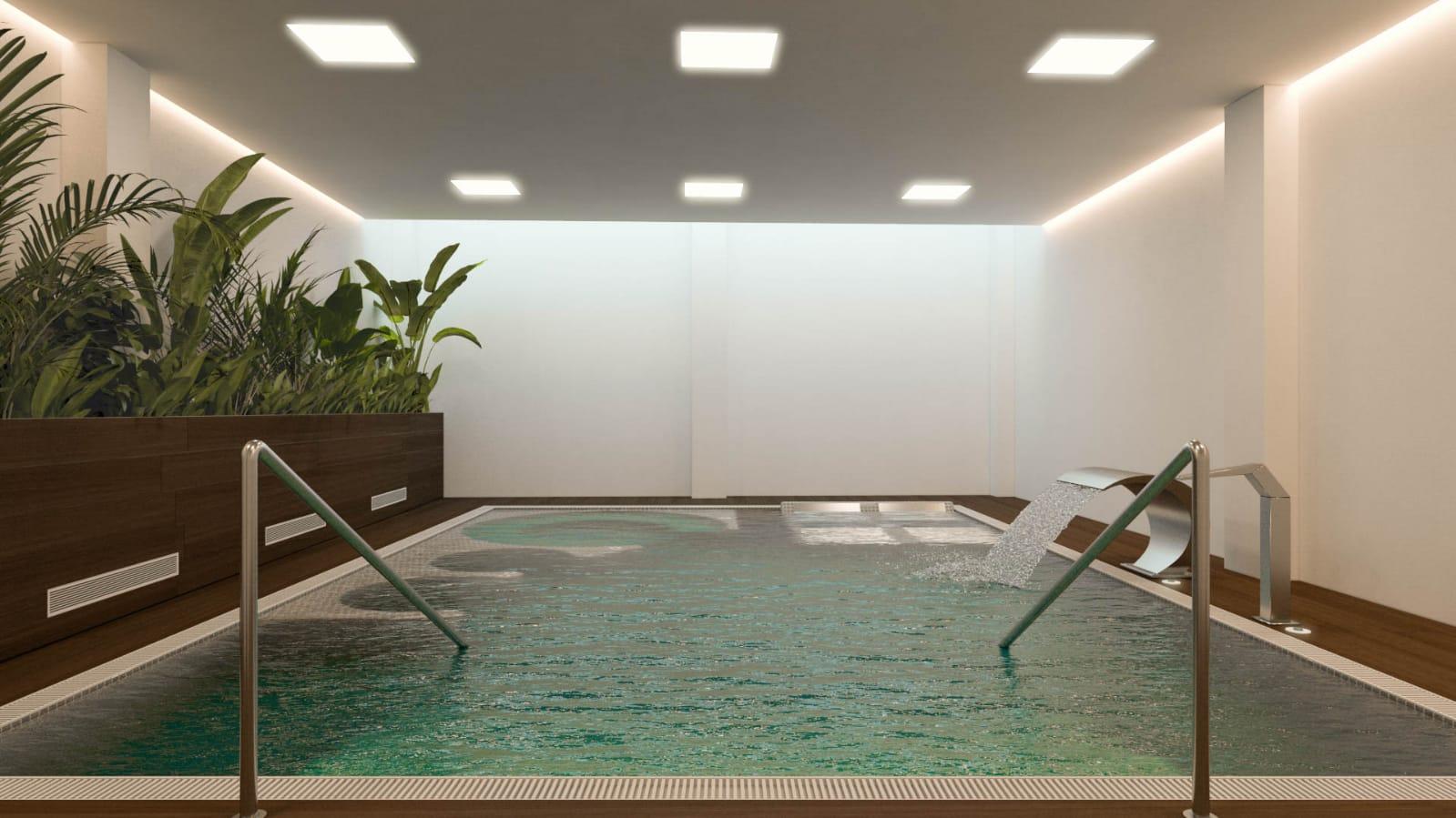 La planta hotelera de Ourense suma un cuatro estrellas con spa en pleno centro