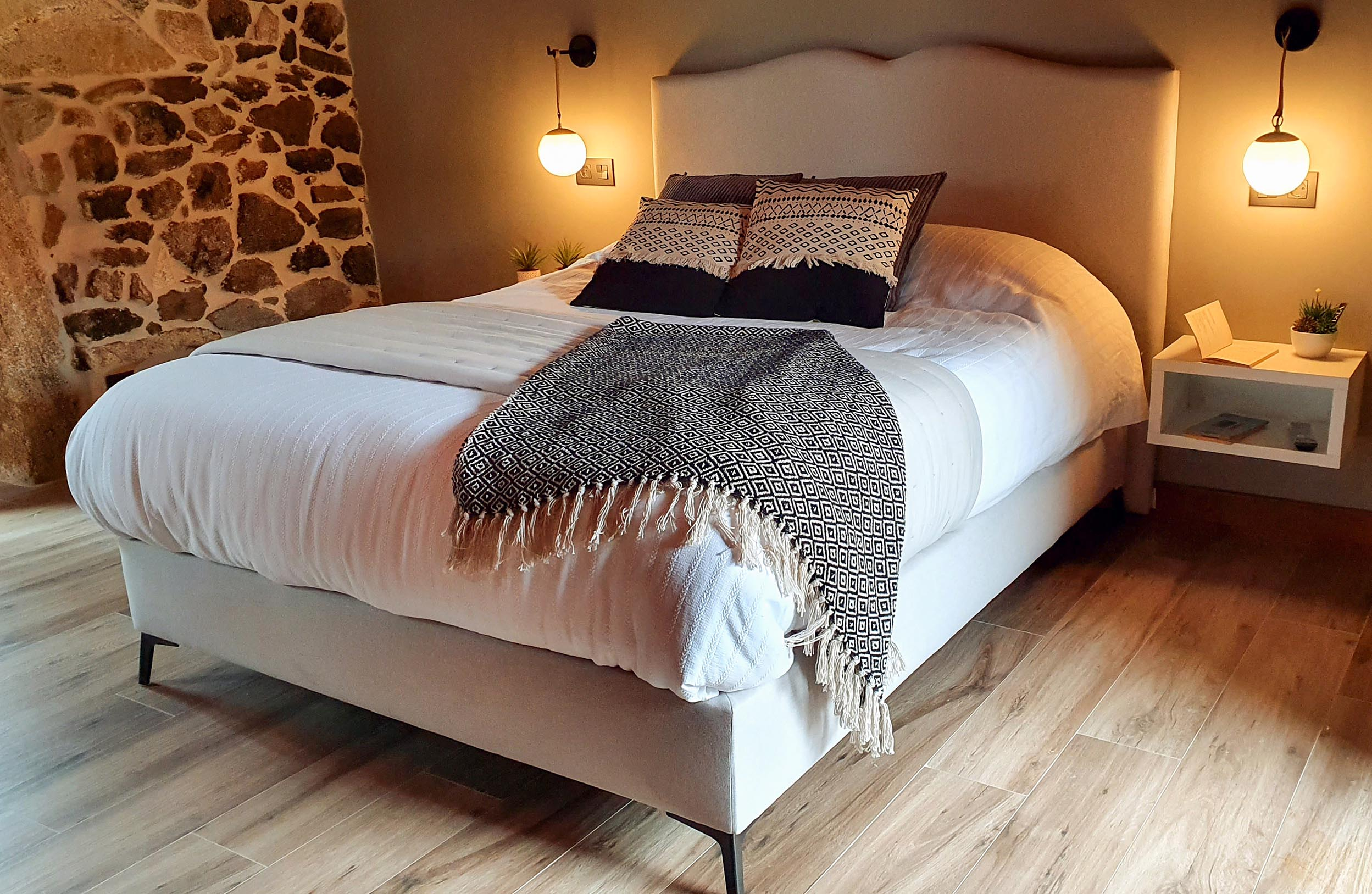 Hotel La Rectoral, cuando el turismo rural vende confort