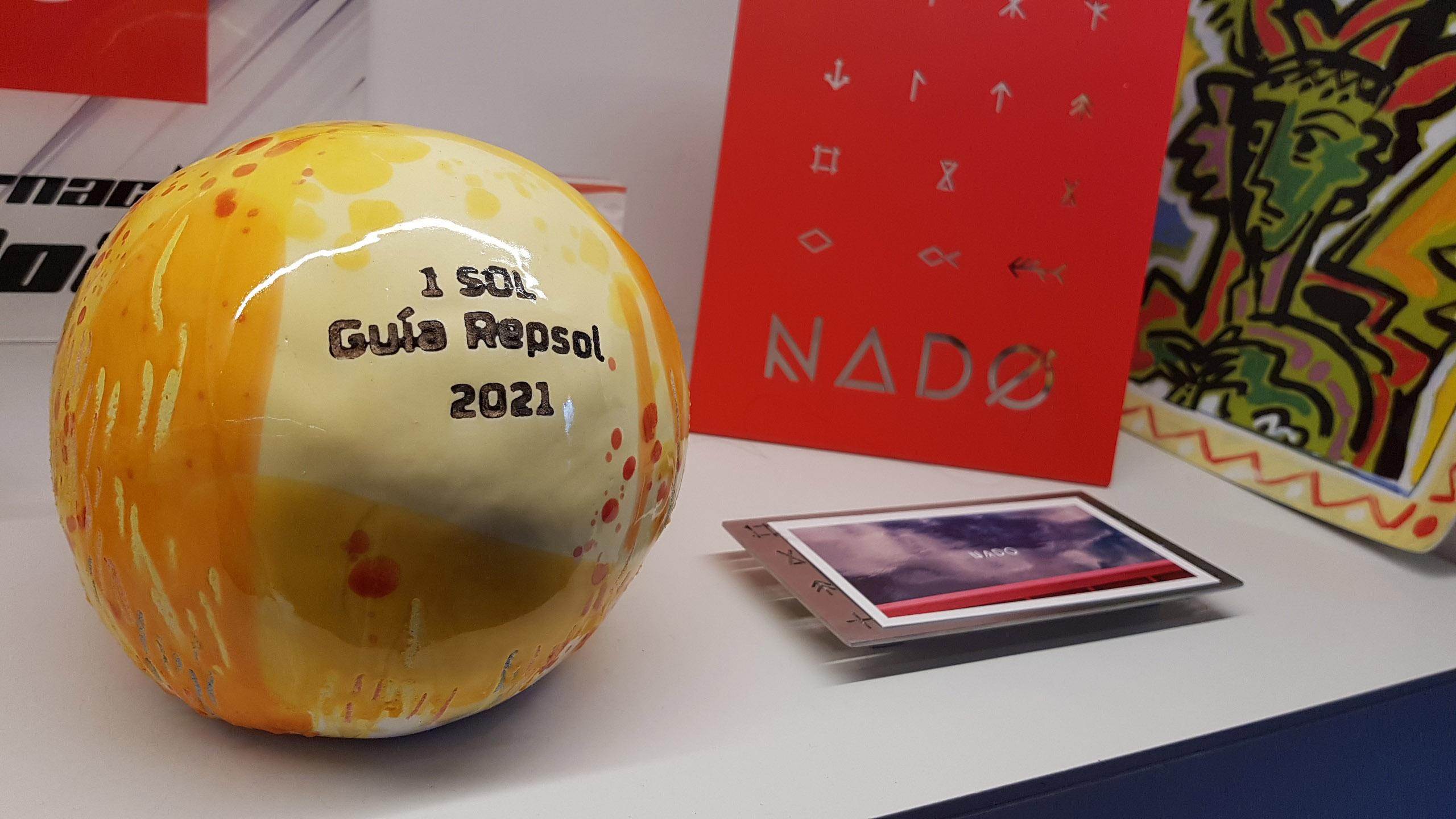 NaDo se reinaugura con 'Viaxe Atlántico', donde Iván Domínguez persevera en su pasión marina con elaboraciones más pulidas… y alguna sorpresa