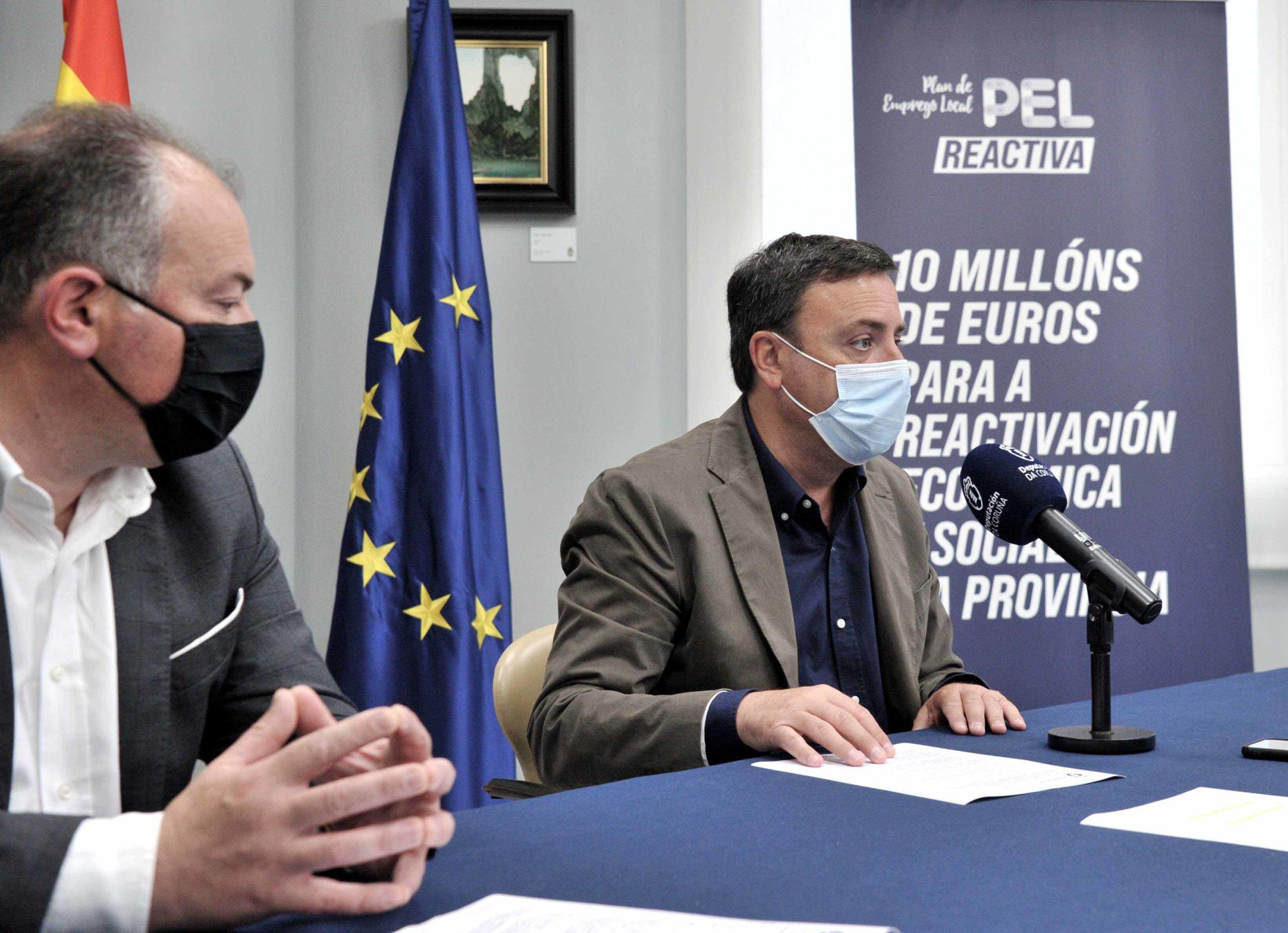 Tres mil pymes hosteleras y turísticas coruñesas se beneficiarán de las ayudas de la Deputación