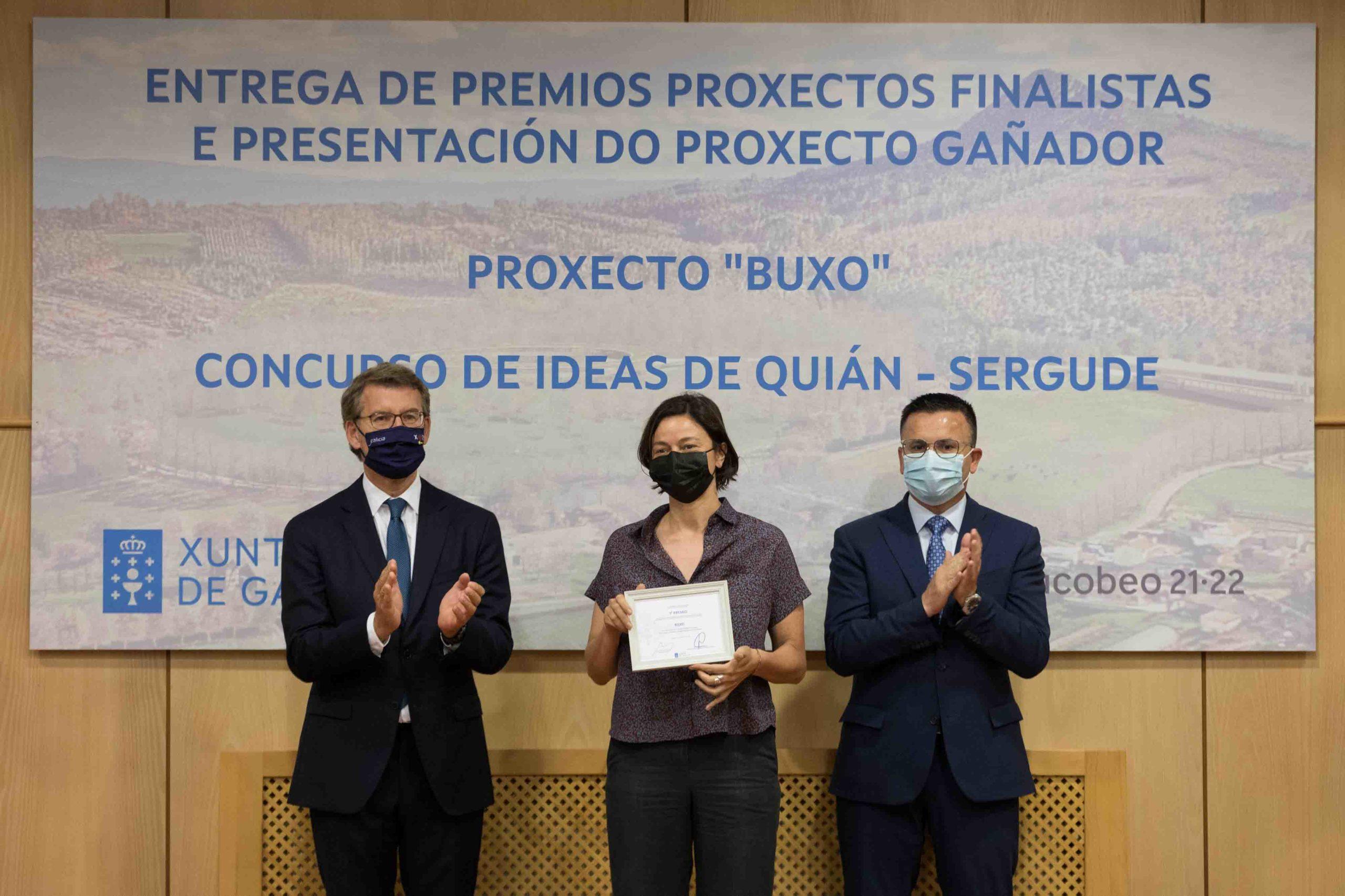 """El futuro centro de promoción de los productos agrícolas, ganaderos y forestales, un """"espejo"""" de la Galicia rural"""