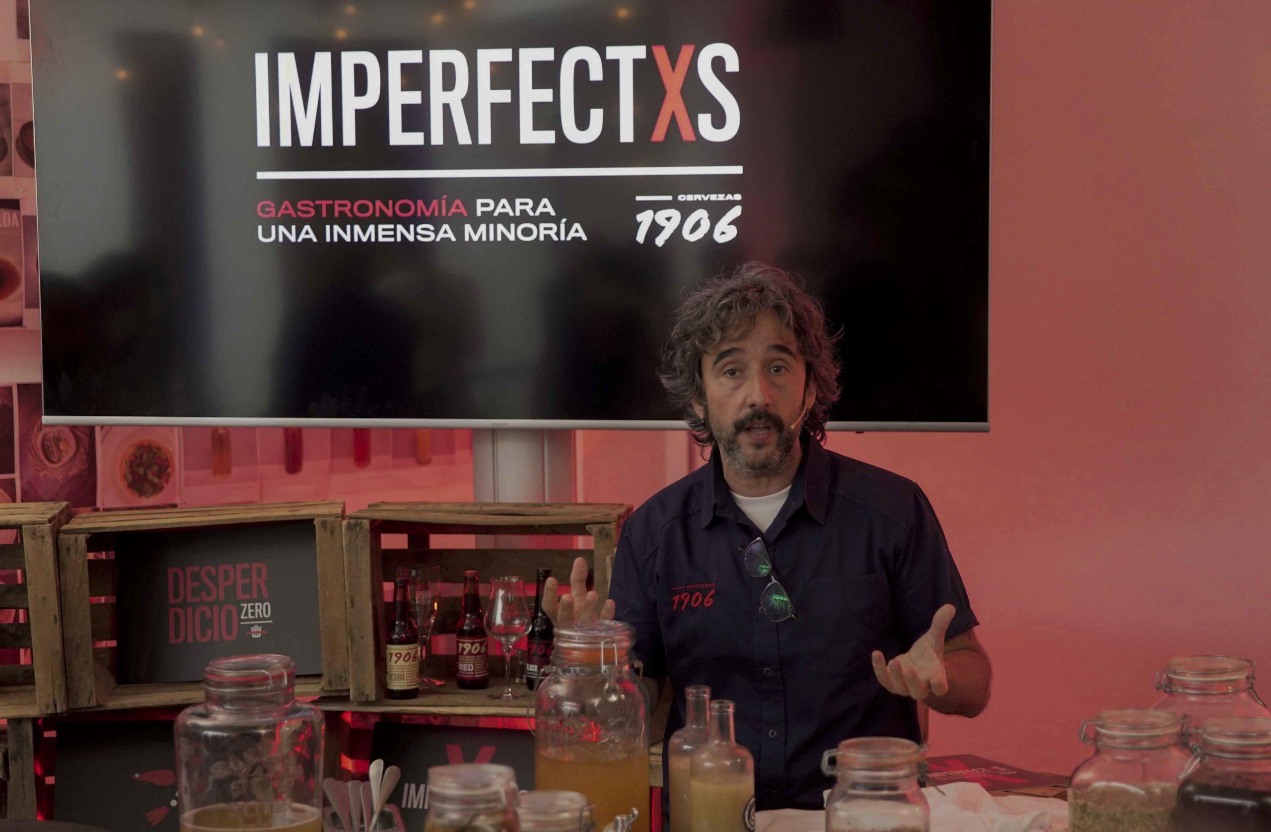 Cervezas 1906 crea la comunidad 'Imperfectxs', que divulgará la gastronomía de la mano de grandes chefs