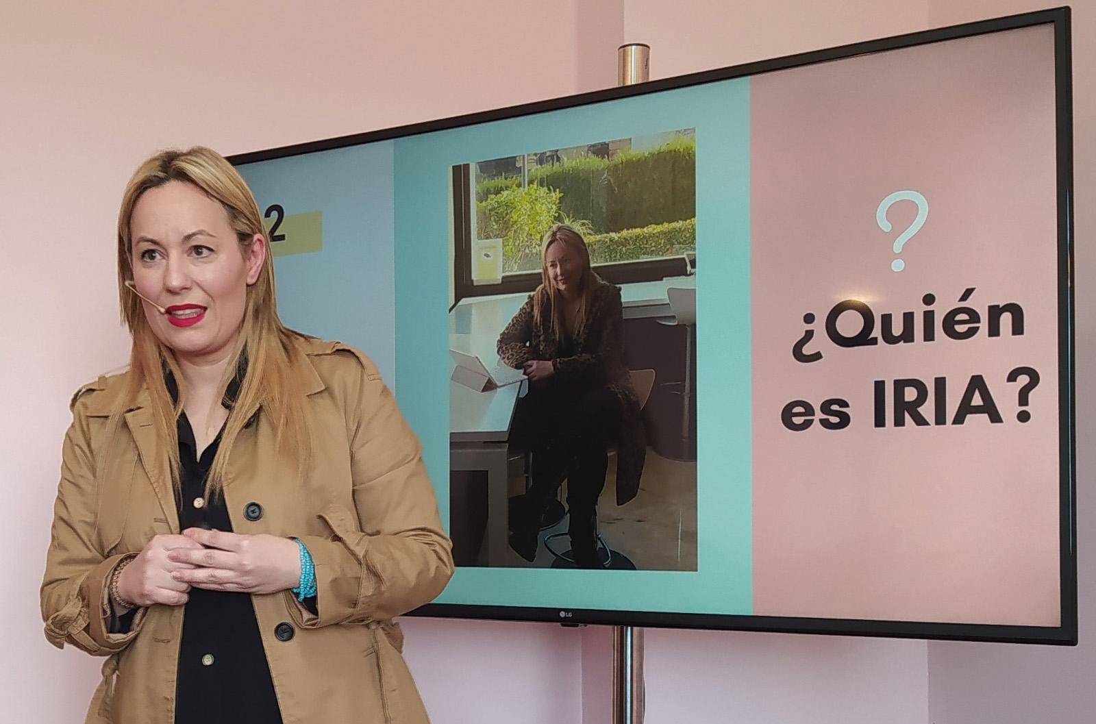 Una gallega ayuda a las pymes gallegas con un consultorio digital que triunfa en las redes