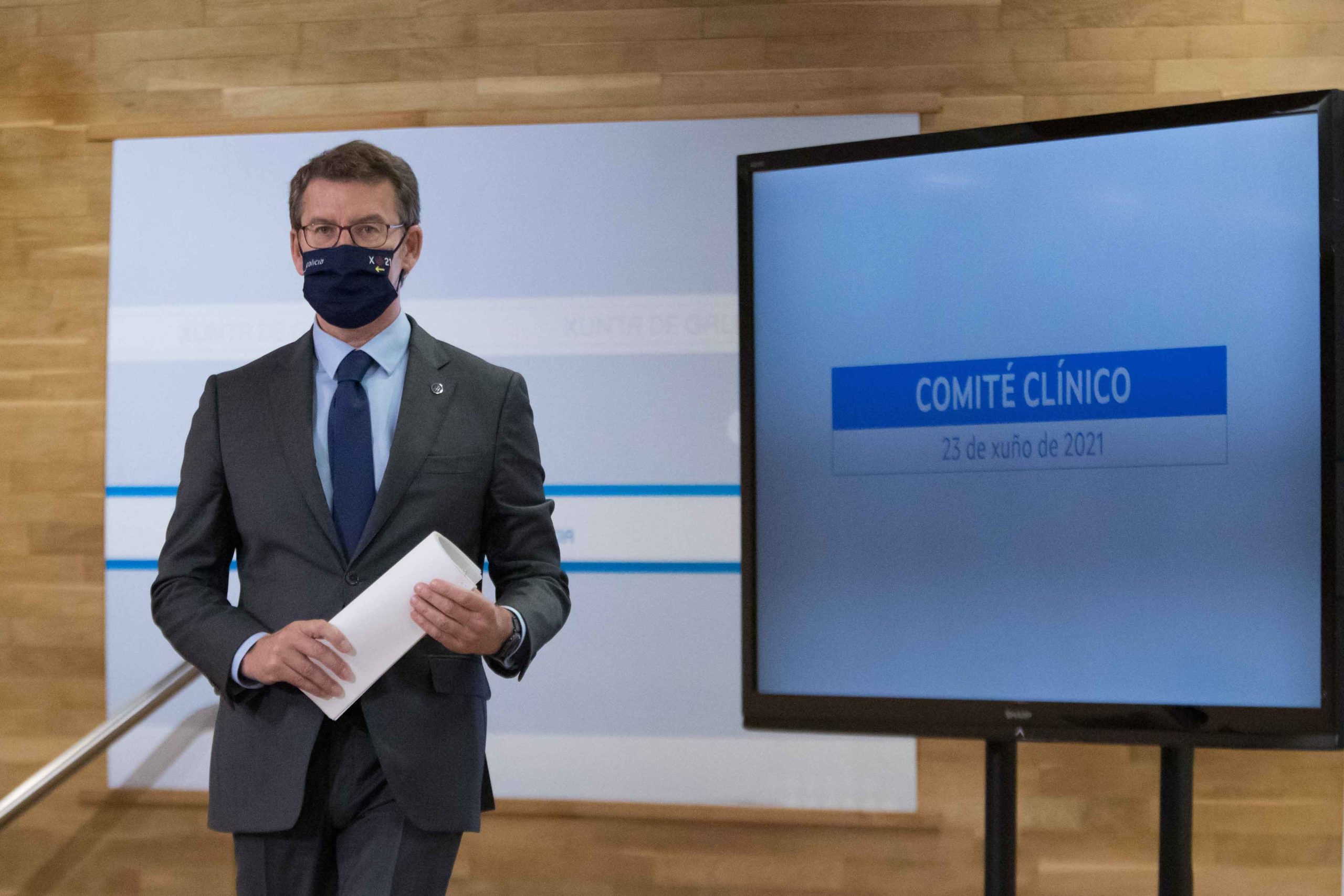 Galicia ya no tendrá ninguna actividad cerrada en su totalidad