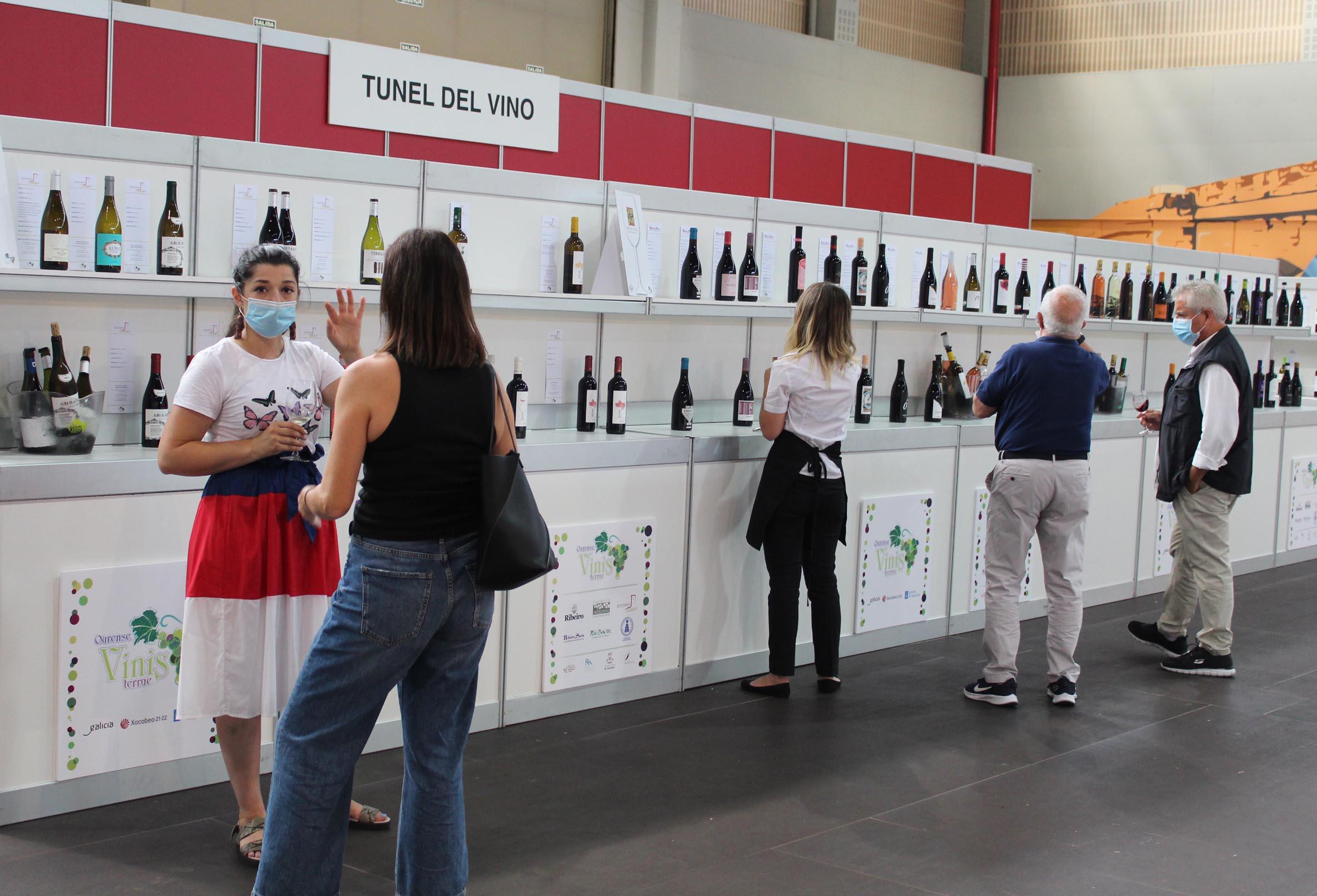 Satisfacción de los bodegueros por la presencia de importadores en Vinis Terrae