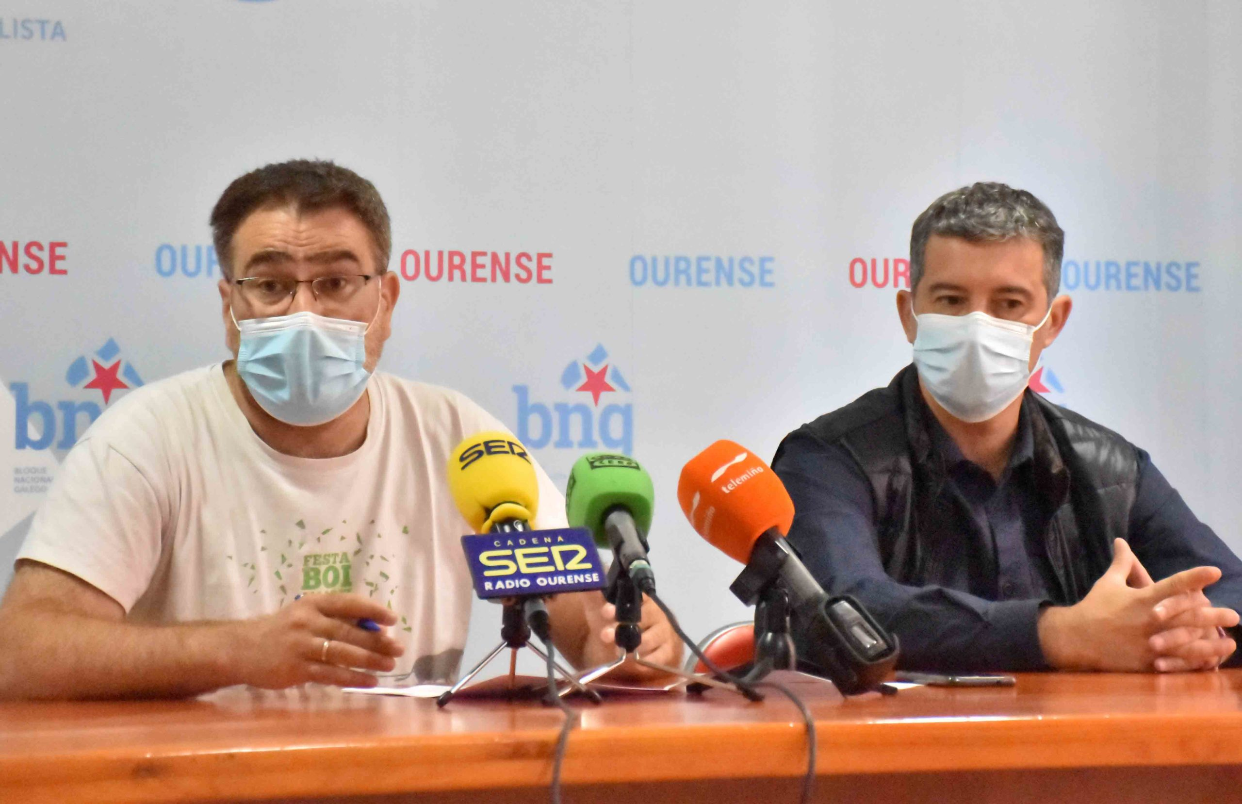 El BNG demanda una planificación política patrimonial para Ourense