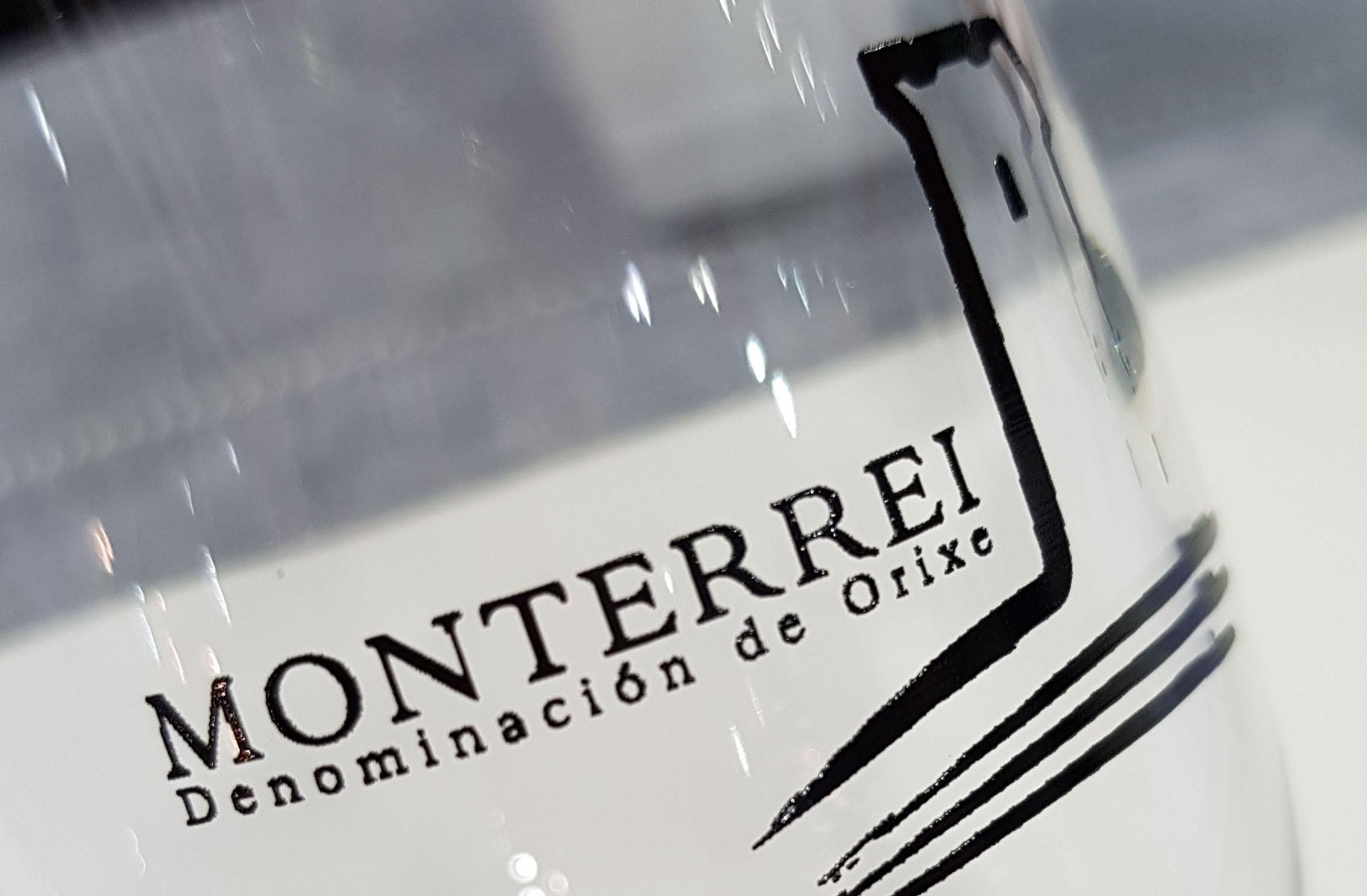 La DO Monterrei celebra un túnel del vino en Santiago de Compostela