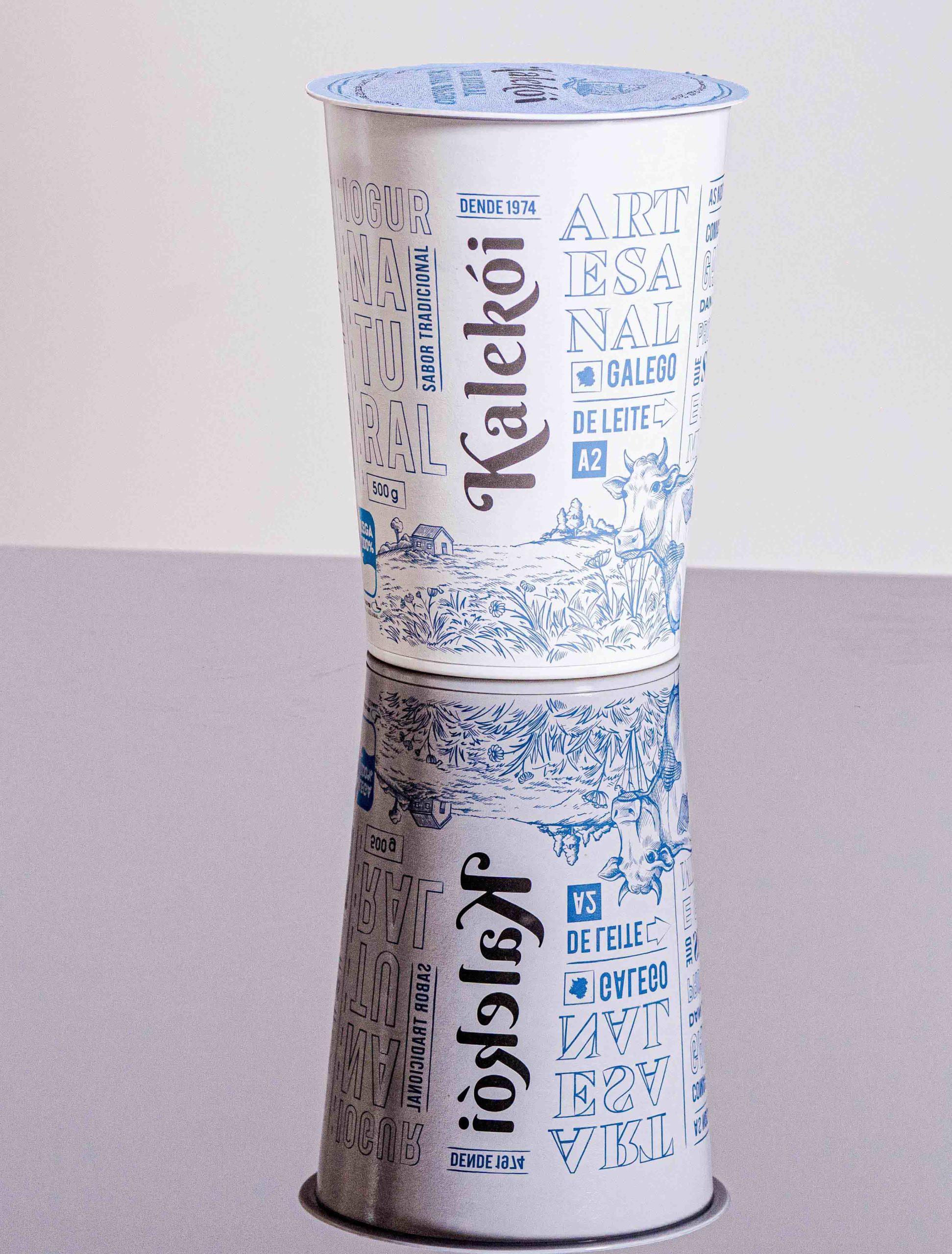 Kalekói, pionera en la elaboración de yogures con leche A2