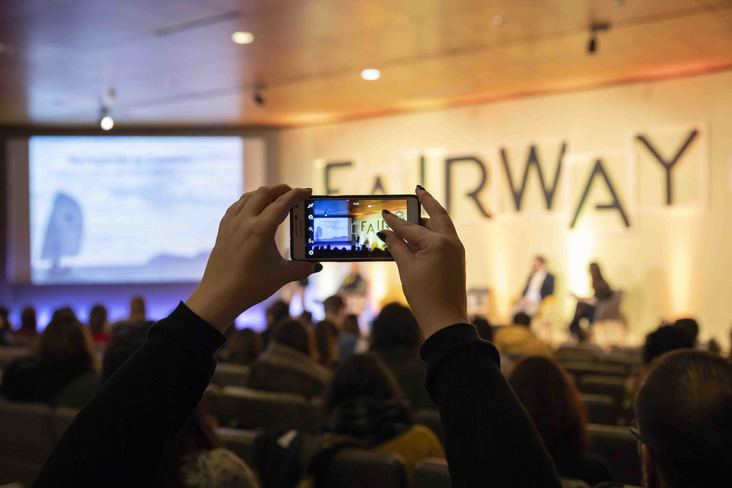 Fairway ofrecerá más de una docena de mesas de debate, coloquios y talleres