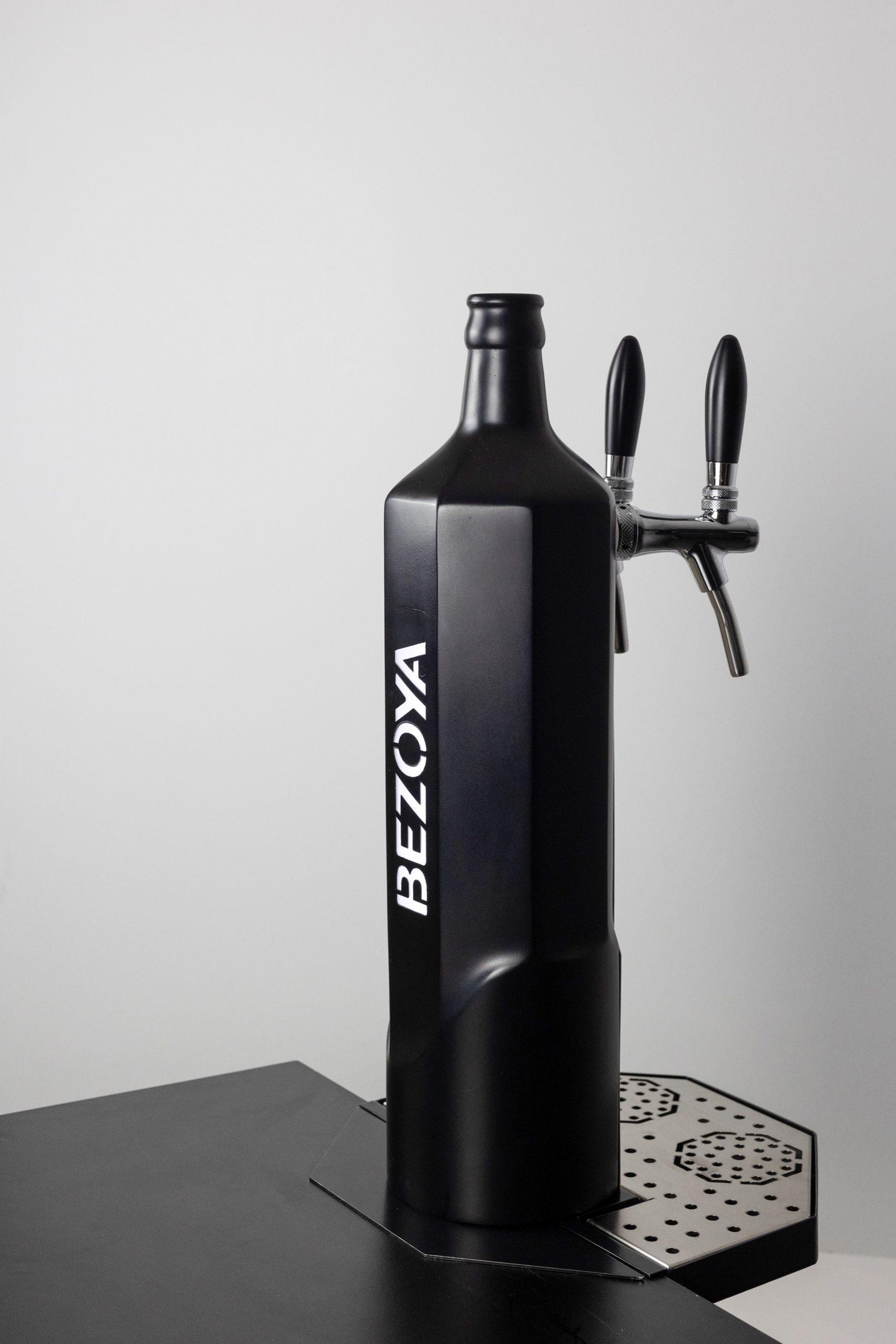 Bezoya lanza el primer grifo de agua mineral