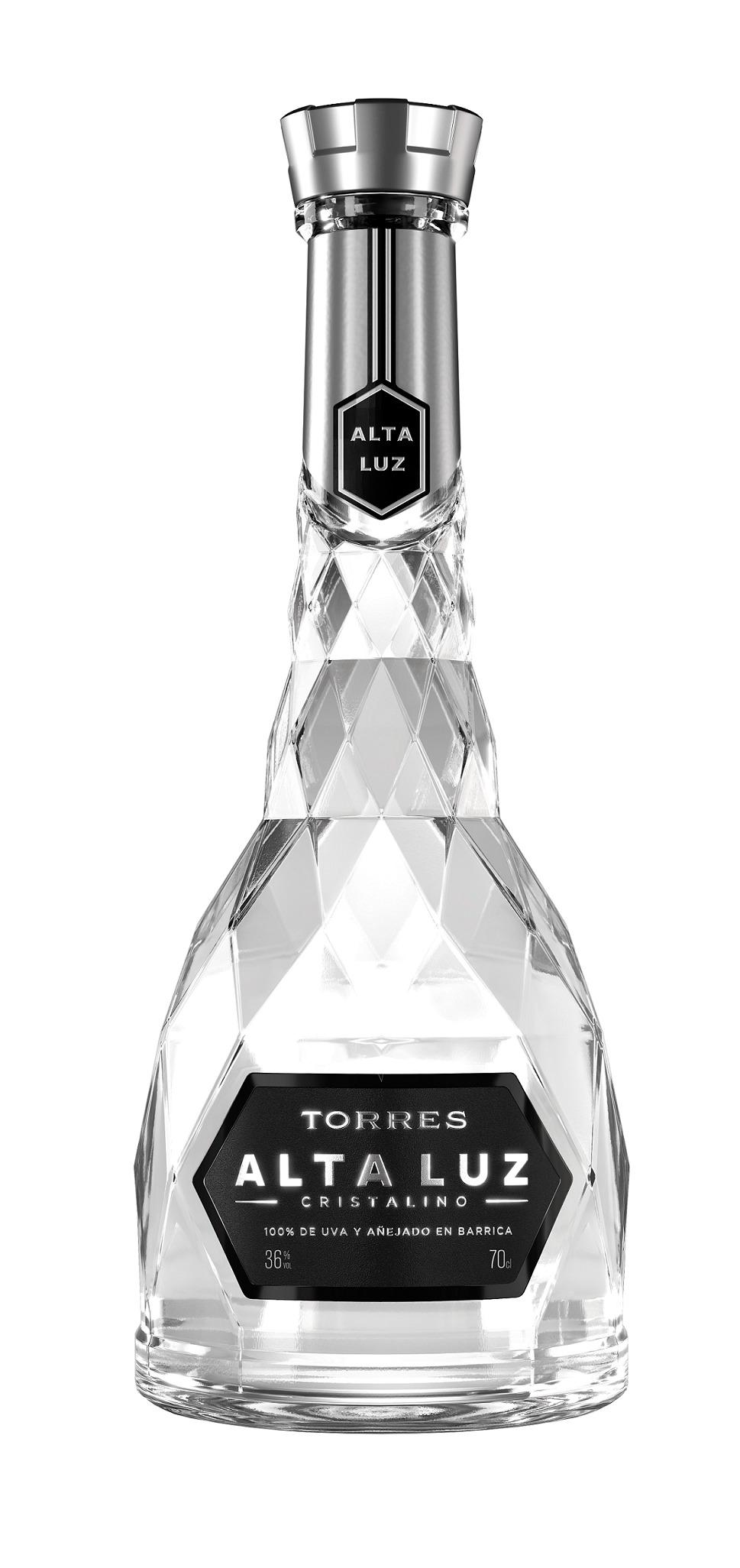 Alta Luz, la última innovación de Torres Brandy