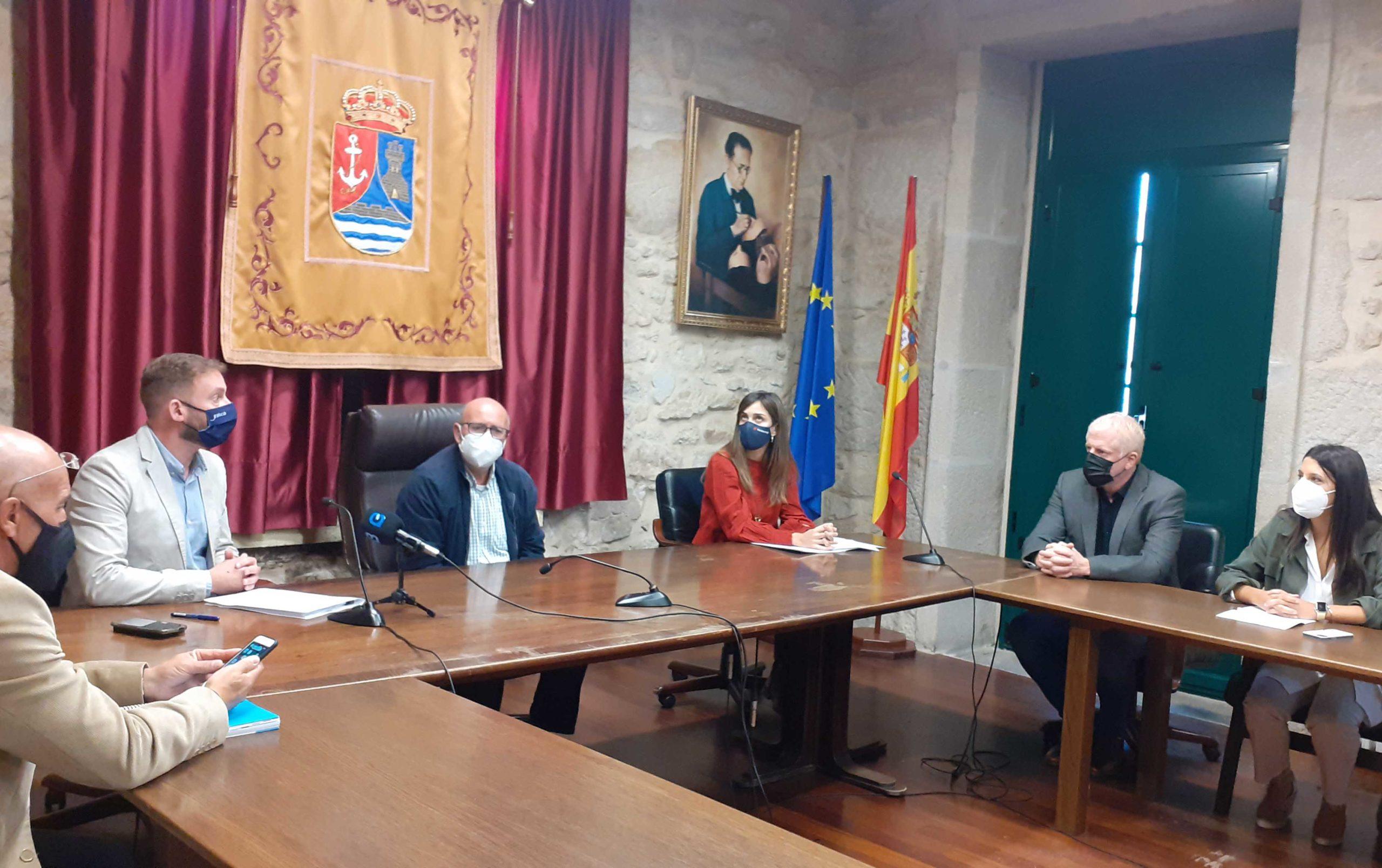 La Xunta destina 48.000€ al desarrollo turístico de Barbanza Arousa