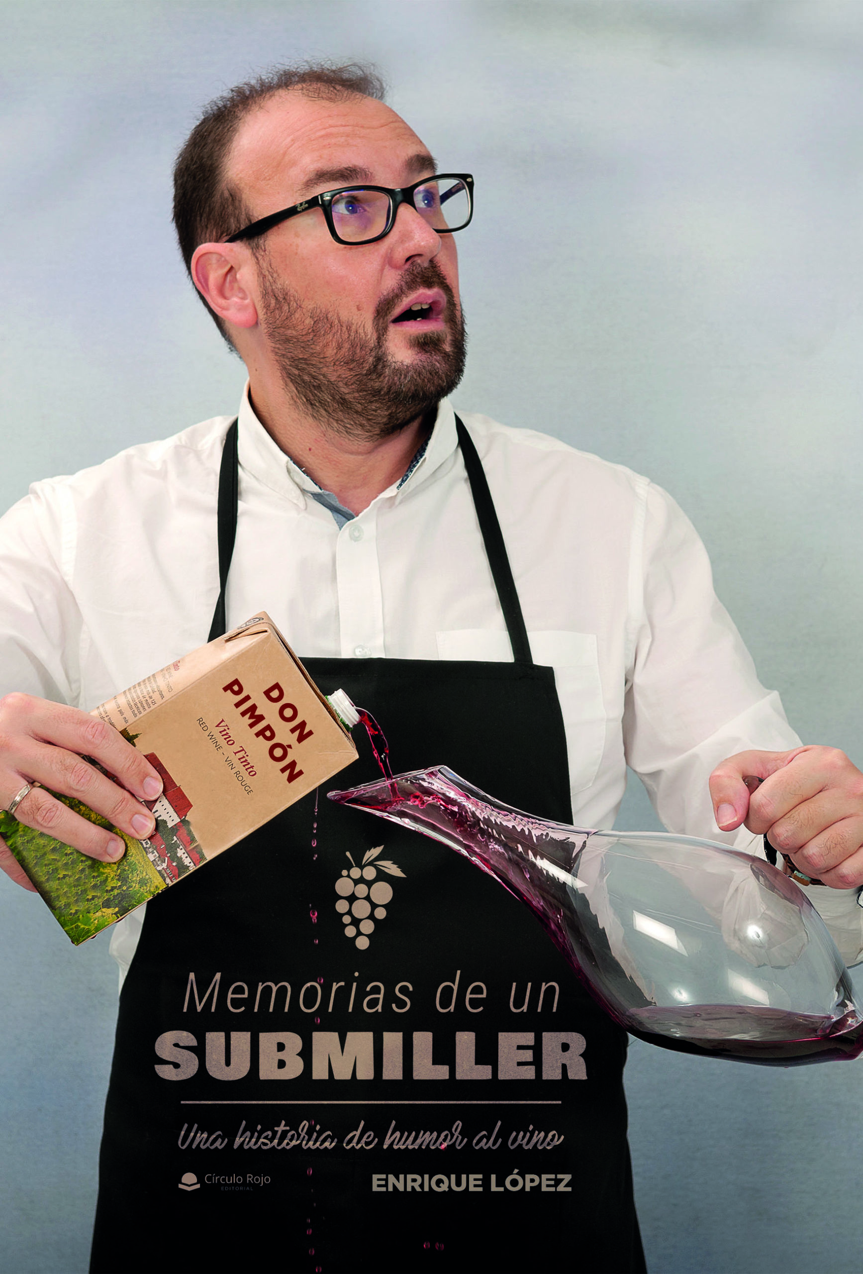 'Memorias de un Submiller', para apasionados del vino presentes y futuros