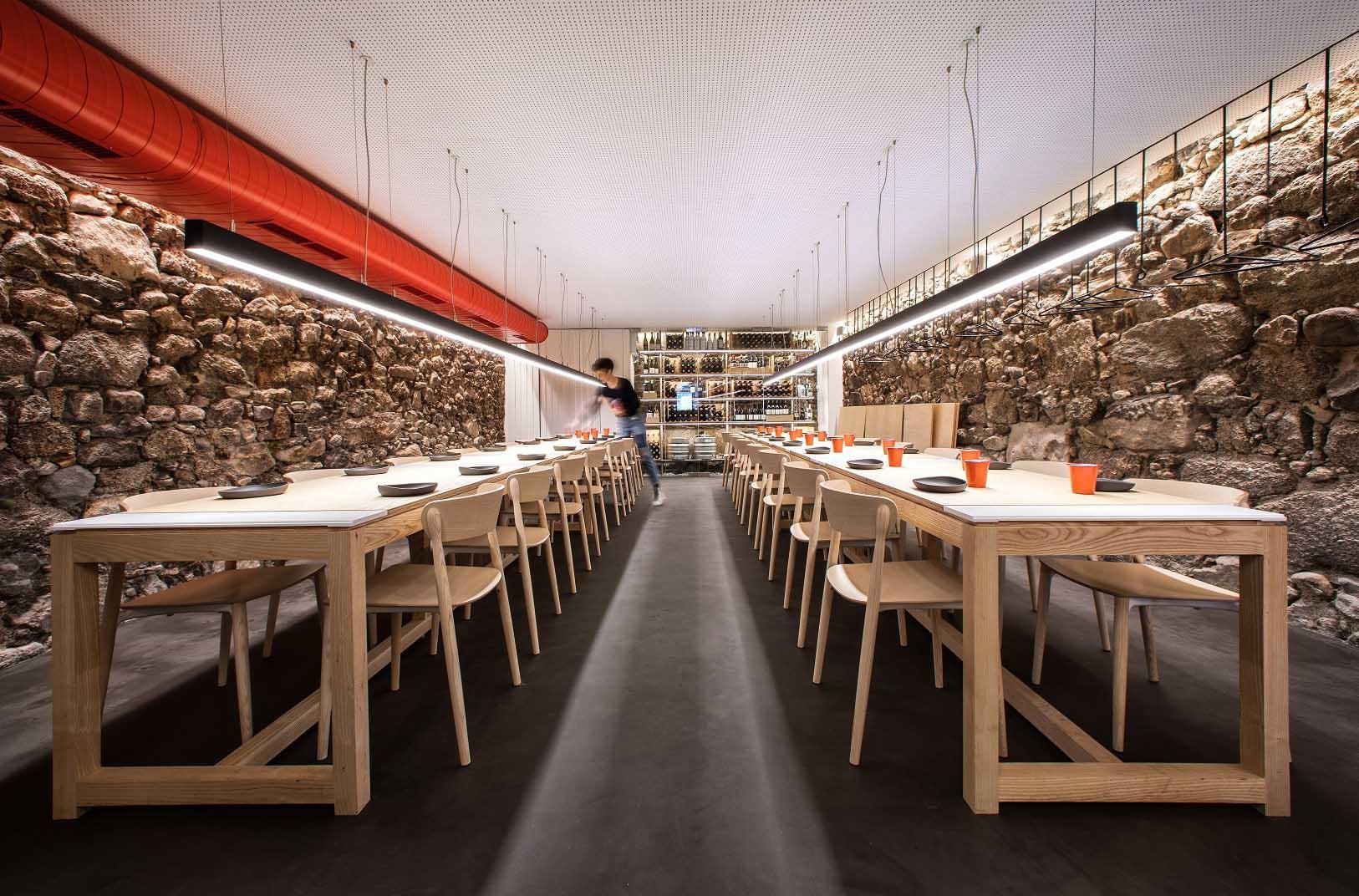NaDo A Coruña reabre sus puertas con tres menús degustación
