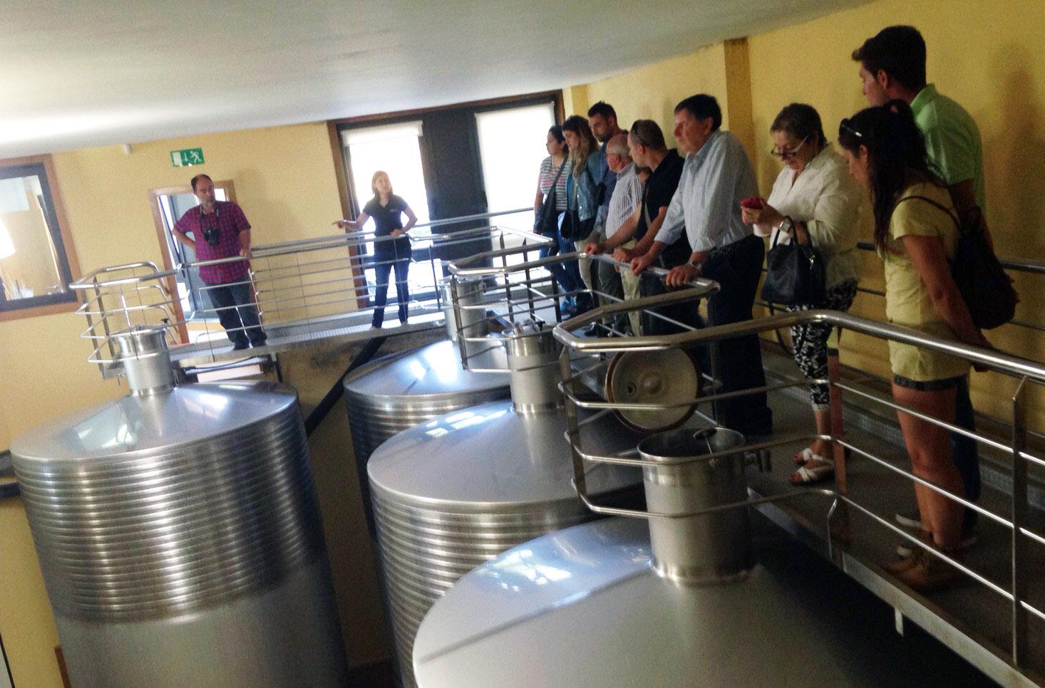 La Ruta do Viño Rías Baixas abre sus puertas a los enoturistas este fin de semana