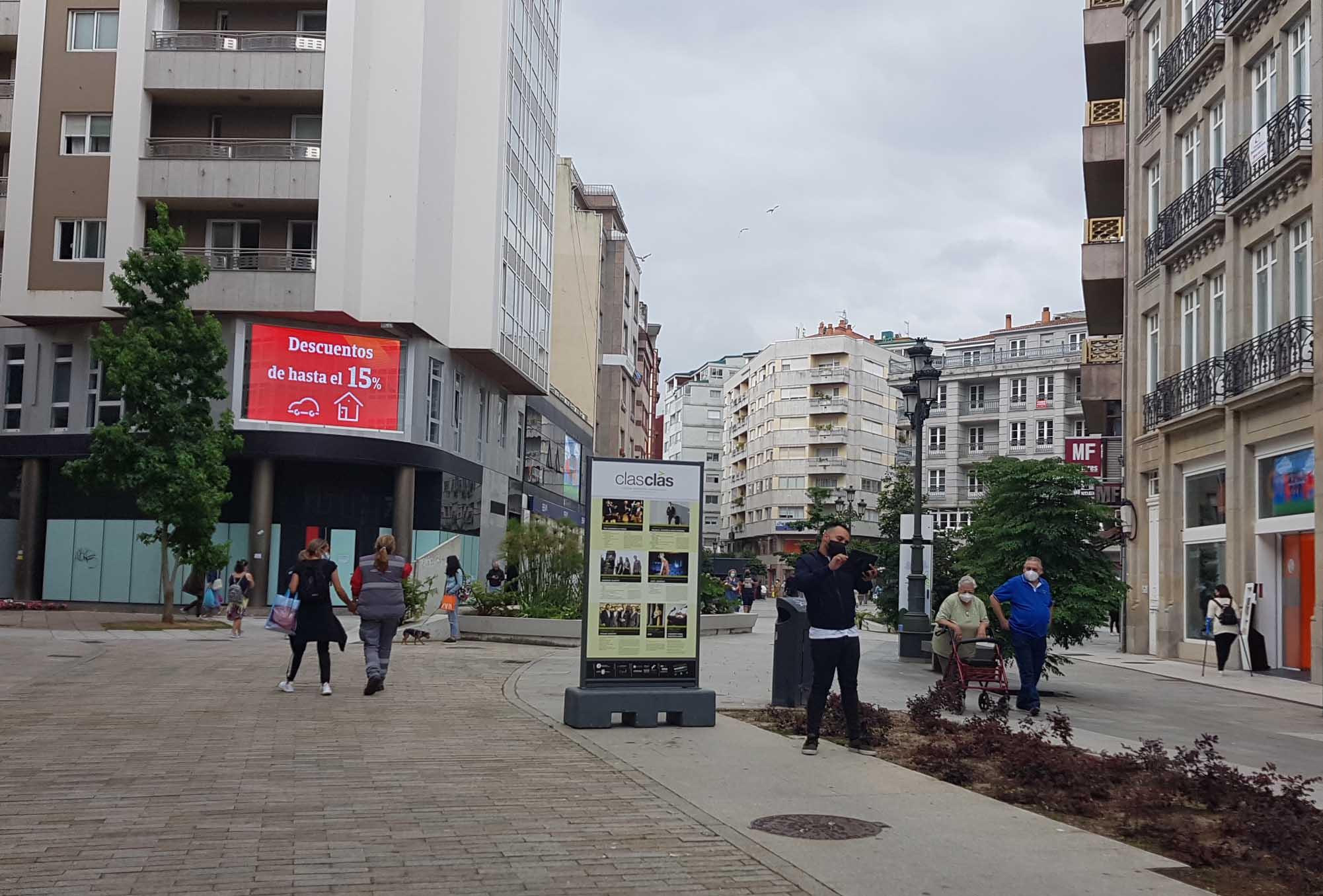Vilagarcía presenta al Plan Turístico Xacobeo acciones valoradas en 3,4 millones de euros